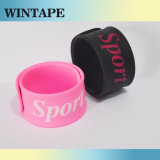 Cool Color Custom Slap Bracelets Bulk Under Your Design