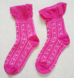 2014 New Styles Women/ Ladies Cotton Fashion Socks