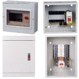 African Market Classic Type Single/Three Phase D4/6/8/12 China Metal Electrical/Electric Power Distribution Box/Board Manufacturer with Soncap