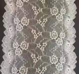 Factory Wholesale Super Jacquard Stretch Lace (carry OEKO-TEX certification)