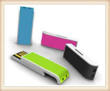 Fashion Colorfule Stick Shape Slide Mini USB Flash Drive (EP030)