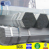 HDG Hot Dipped Round Galvanized Steel Tubes