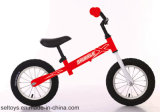12 Inch Ce Quality No Pedal Metal Toy Bike Kids Balance Bike with Bright Color for 2 Years Old Baby