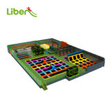 Liben Children Amusement Center Indoor Trampoline Park