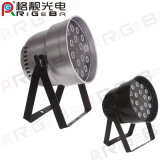 Indoor 18 LEDs 3W or 1W RGB LED Stage Light