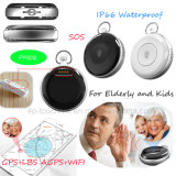 Waterproof Mini Personal GPS Tracker with GPS+Lbs+Agps+WiFi Pm02