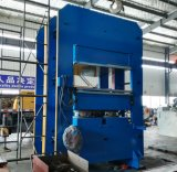 PLC Control Plate Rubber Vulcanizing Press with Ce/ISO (XLB-1500X1500X1)