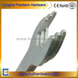 Single Open-End Stamp Steel Wrench Thin Spanner