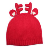 Cute Design Knitted Baby Winter Hat for Wholesale (GK16-Q0105)