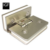 Quality Brass or Stainless Steel Glass Shower Hinge (SH-401-90)