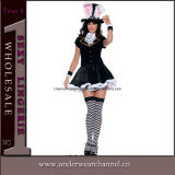 Plus Size Sexy Rabbit Dance Party Fancy Dress Costume (4796)