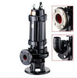 Ss Submersible Qw Sewage Pump