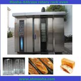 Electric Double Rack Rotary Oven 64 Trays Bread Oven Prices