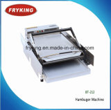 Stainless Steel and Cast Aluminium Hamburger Toaster for Bakery