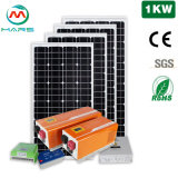 1kw 110VAC 220VAC 230VAC 240VAC off Grid Solar Power for Home