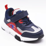 Cheap Kid Casual PU Leather Back to School Shoes Boys Girs
