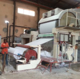 Recycle Paper Machine, Tissue Paper Machinery for Tissue Roll (2400mm)