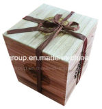 Eco-Friendly Customized Vintage Paulownia Box Wooden Gift Box