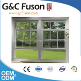 Aluminium Single Hung Window with Anti-Explosion Glazing