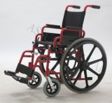 Kids, Steel and Foldable, Wheelchair, (YJ-013)