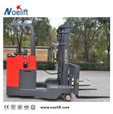 Electric Reach Truck / Side-Facing Seated / Narrow-Aisle / Multi- Directional 2.500 Kg
