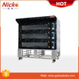 Bakery Equipment Electric Deck Baking Pizza Oven for Bakery Oven