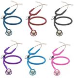 Stainless Steel Dual Head Children Type Stethoscope