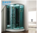 One Person Steam Sauna Shower Room Cabin Combination Single Person