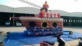 5X2.8X4.5m High Quality Amusement Children Rides Mini Small Pirate Ship