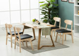 Solid Wooden Dining Chairs Living Room Furniture (M-X2950)
