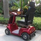 Four Wheels Electric Handicapped Mobility Scooter (DL24500-2)