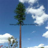 Cellular Communication Mast Palm Tree Camouflage Antenna Tower