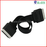 China Factory Direct Beat Quality Scart Cable