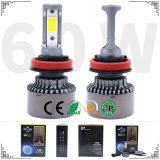 Wholesale Price 60W 8000lm H7 Auto Parts LED Light with LED Car Welcome Door Light