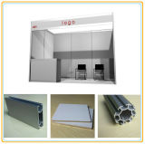 Standard Exhibition Booth with Octangle Aluminum Extrusion
