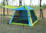Army Canvas Canopy Waterproof Outdoor Camping Tent