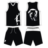 Mesh Polyester Sports Jersey Basketball Uniforms