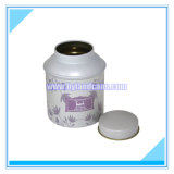 Metal Tin Gift Packaging Can