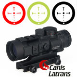 Optic Riflescope 3X Prism Red DOT Sight