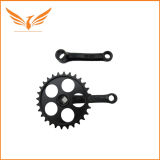 Fixed Gear Crankset /BMX Gear Set /MTB Chainwheel Crank/Bicycle Gear Set