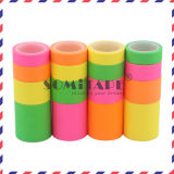 Soitape Writable Colorful Memo Tape for Office and School Stationery