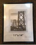 "11X14"" Poster Frame, Home Decoration, Photo Frame. Wall Frame"