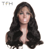 Full Lace Human Hair Wigs, Body Wave Glueless 9A Brazilian Virgin Remy Hair Lace Front Wig with Baby Hair 10-26 Inches