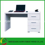 Wholesale Three Drawers Good Selling Office Computer Desk Design