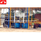 1t/H Small Twin Screw Palm Oil Press
