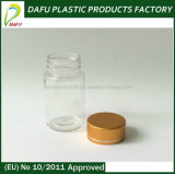 60ml Plastic Medicine Tablet Pet Empty Bottle