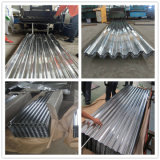 4X8 Galvanized Corrugated Steel Sheet Dx51d for Roofing Houses