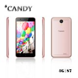5.0 Inch Mobile Phone Android 6.0 Smartphone Gms and WCDMA 3G or 4G Lte Cell Phone