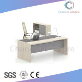 Modern Office Computer Table Melamine Furniture Executive Desk (CAS-MD1847)