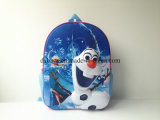 3D Frozen EVA School Bag/School Backpack for Girls
